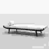 """A.R. Cordemeyer """"Cleopatra"""" Day Bed For Auping"""