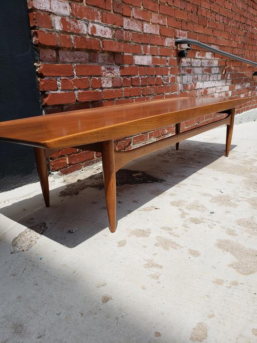 Lane Mid-century Modern Coffee Table
