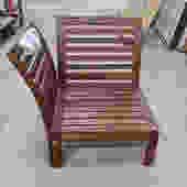 ÄPPLARÖ Corner Patio Chair by IKEA