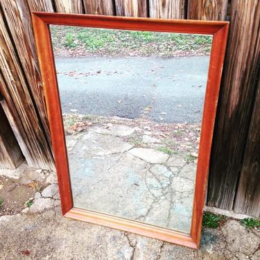 Vintage mirror approx 28x42 #vintage #petworth
