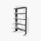 Plano Aluminum Bookcase