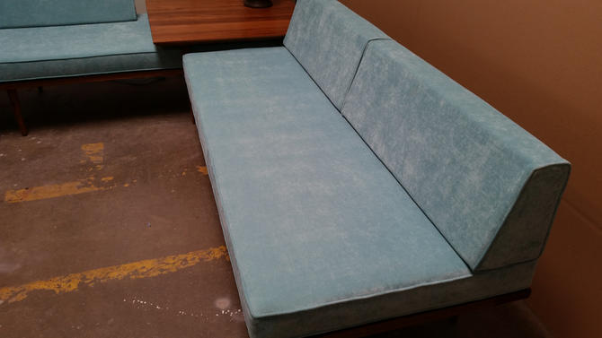 """Custom listing for htmwotto Custom 70"""" daybed w/ Life style / tidal wave fabric by CasaraModernShop"""