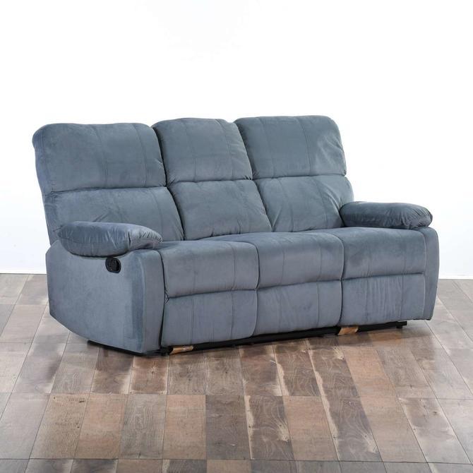 Winston Porter Laci Reclining Sofa