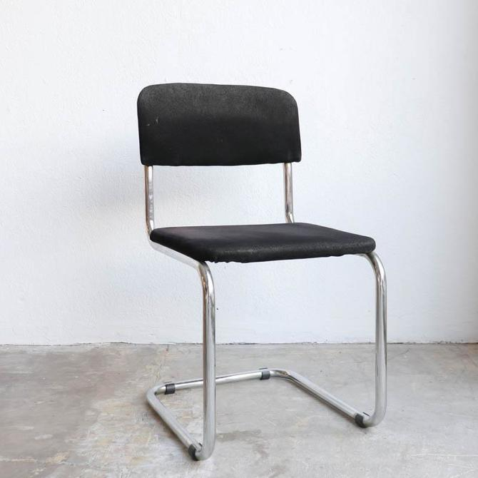 Chic Black Office Chair