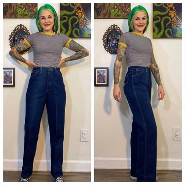 Vintage 1980's Wrangler Jeans by SurrealistVintage
