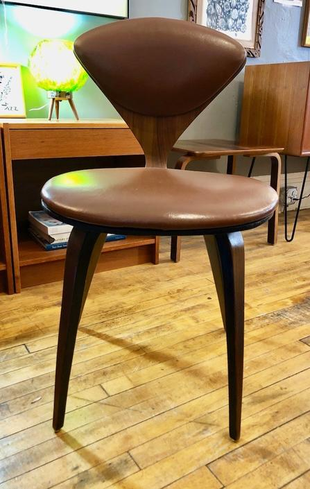 "Norman ""Cherner"" Chair for Plycraft 1960's"