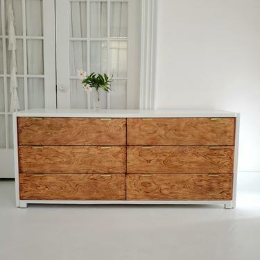 Scandi modern long dresser, credenza, vintage1980s