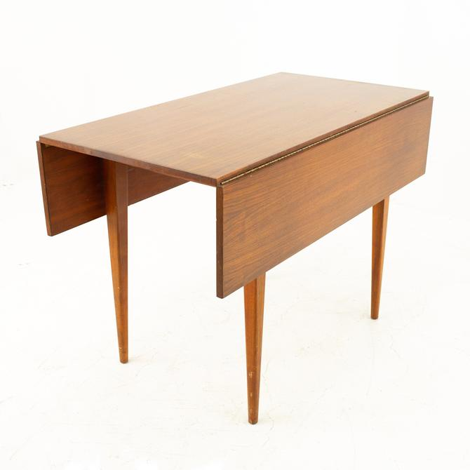 Mid Century Drop Side Table - mcm by ModernHill
