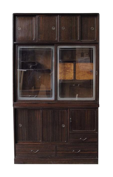 15C1 Cha Tansu 2 Section / SOLD