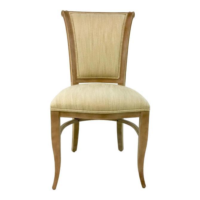 Transitional Currey & Co. Dashwood Chair