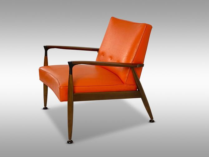 Lounge Chair by Kroehler MFG. Co., Circa 1962 - *Please ask for a shipping quote before you buy. by CoolCatVintagePA