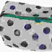 Traveler in Purple Haze Polka Dots