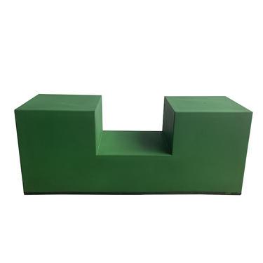 Modular Green Table by Bellini for B&B Italia, 1968