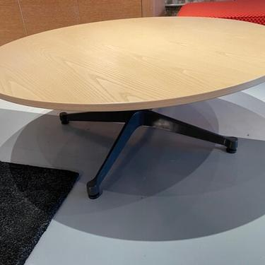 White Ash Top Eames Coffee Table by Herman Miller