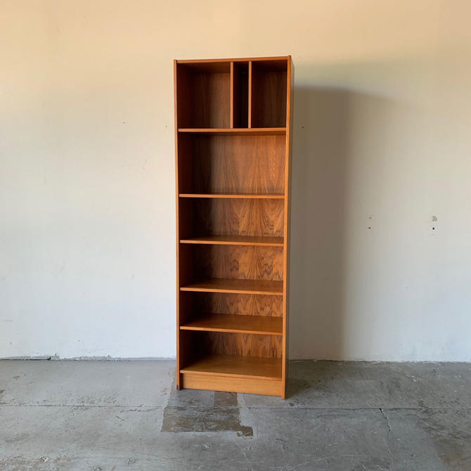 HA-19240 Teak Domino Bookcase/Denmark