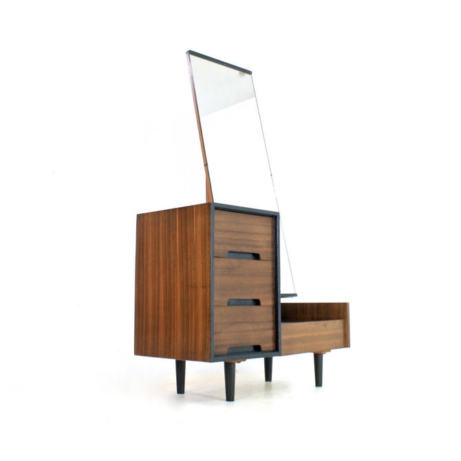 Mid Century Vanity by John and Sylvia Reid for Stag Furniture by SputnikFurnitureLLC