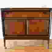 Mid Century Modern Credenza Bar Cabinet