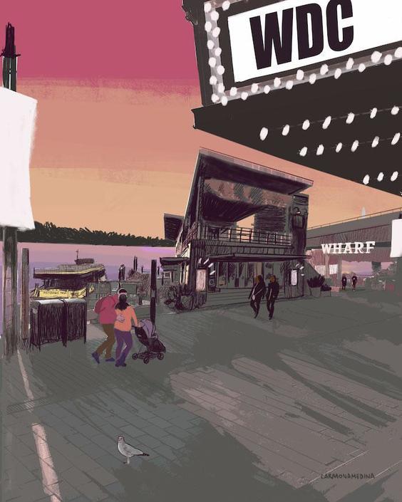 The Wharf [#134]