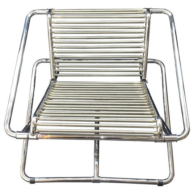 Ron Arad English Postmodern 'One off' Rocking Chair