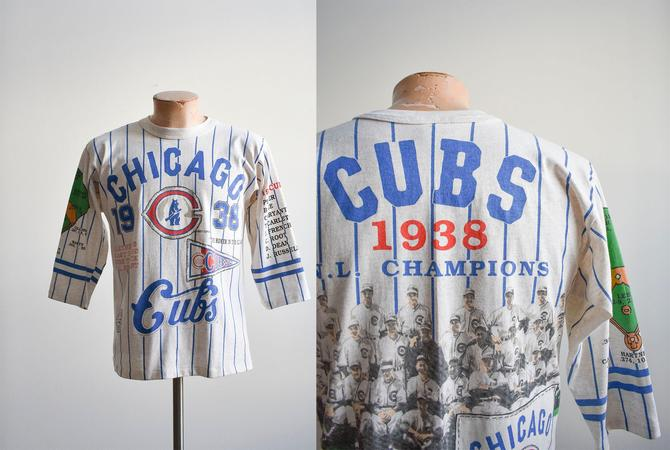 1990s Chicago Cubs Jersey Tee by milkandice
