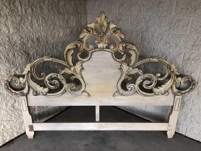 #573: Hollywood Regency Headboard