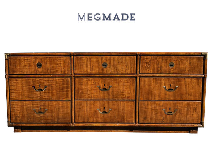 Customizable Drexel Campaign Dresser   1032-03188 by MegMadeInc