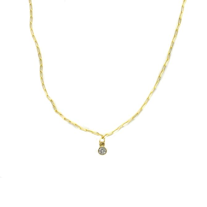 PREORDER: Diamond Pinpoint Necklace