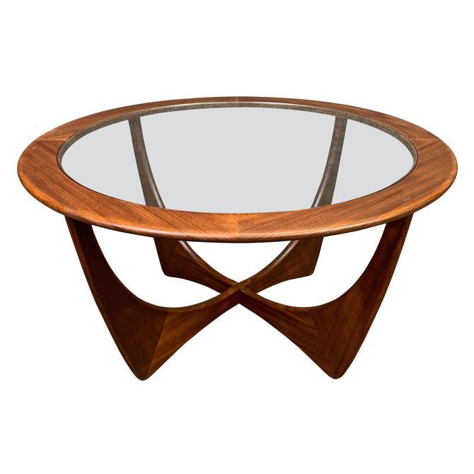 "Vintage British Mid Century Modern Teak ""Astro"" Coffee Table by G Plan #2 by AymerickModern"