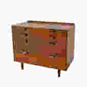 Finn Juhl Teak Dresser Made by Baker Furniture Danish Modern Number 2 by HearthsideHome