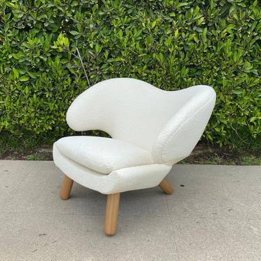 Finn Juhl Style Pelican Chair by WestCoastModernLA