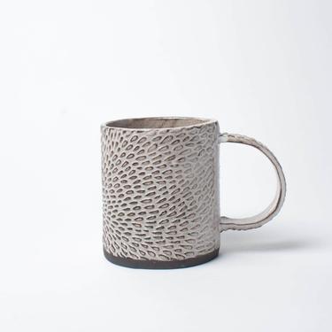 Petal Mug, Ceramic Mug, Stoneware Mug, Coffee Mug, Tea Mug by TagliaferroCeramics