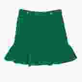 Maeve - Green Wool Blend Flared Skirt Sz 6