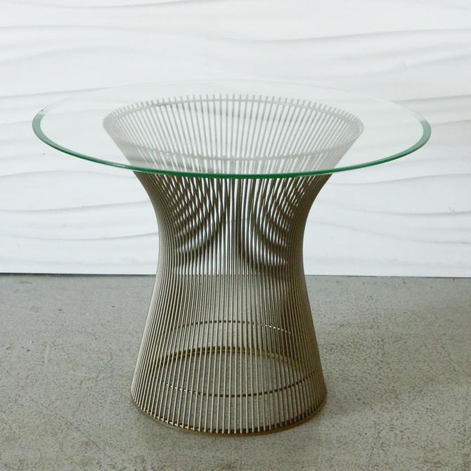 HA-C7591 Warren Platner Side Table