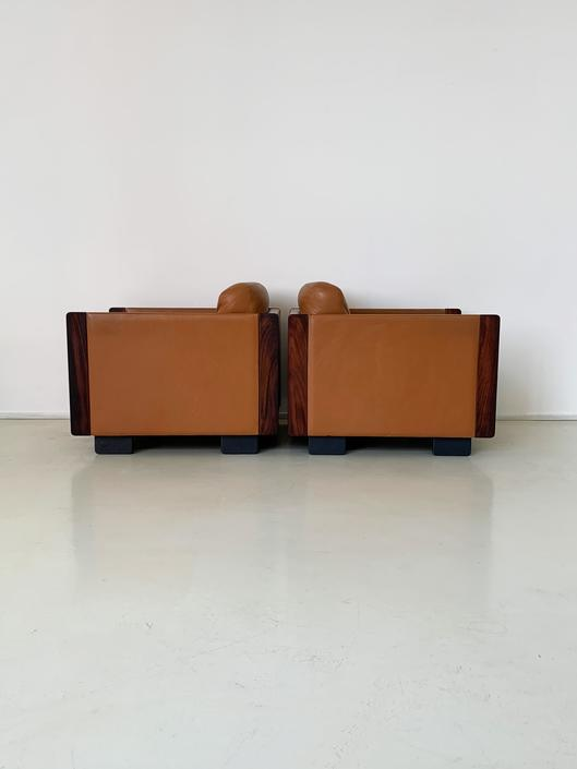 """1960s Italian """"920"""" Chair by Afra & Tobia Scarpa for Cassina"""