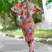 Aja Dress