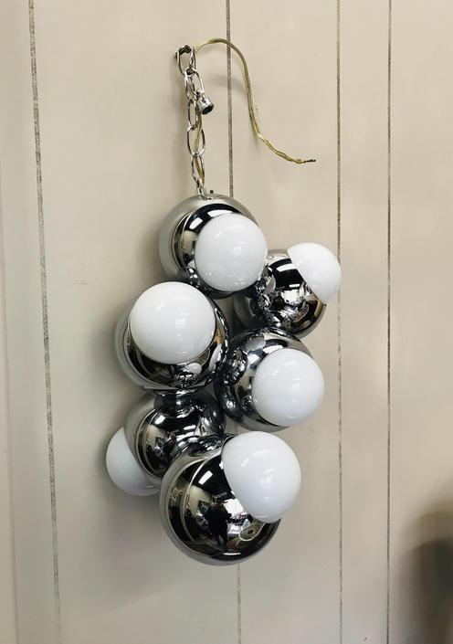 Atomic Soneman style six eyeball pendant light by UrbanInteriorsBalt