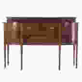 Potthast Federal Style Mahogany Sideboard