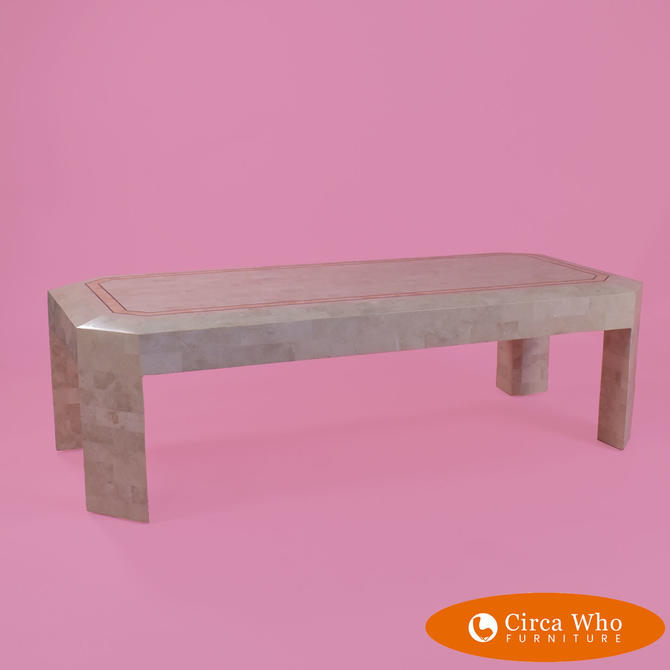 Maitland Smith Coffee Table