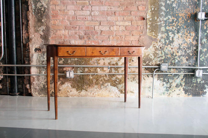 Rosewood Console in the manner of Josef Frank