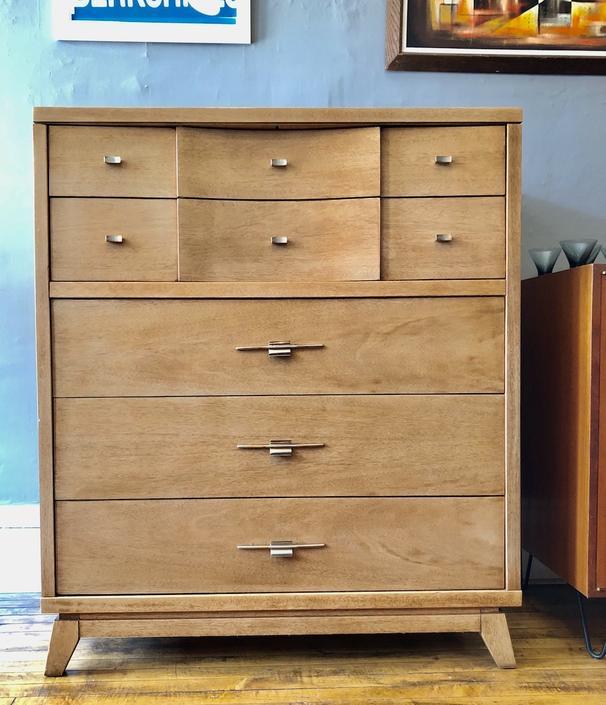 1950's Tallboy Dresser by Hooker Furniture