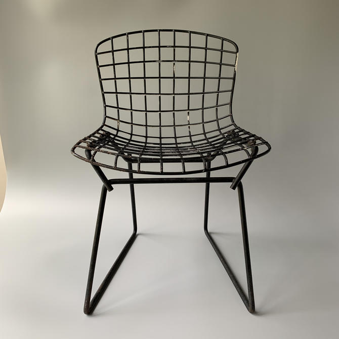 RARE Harry Bertoia Baby Side Chair by HomeAnthology