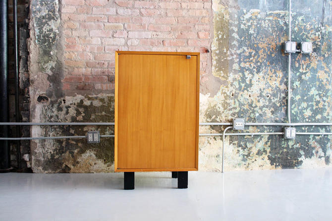 Rare BCS cabinet by George Nelson for Herman Miller