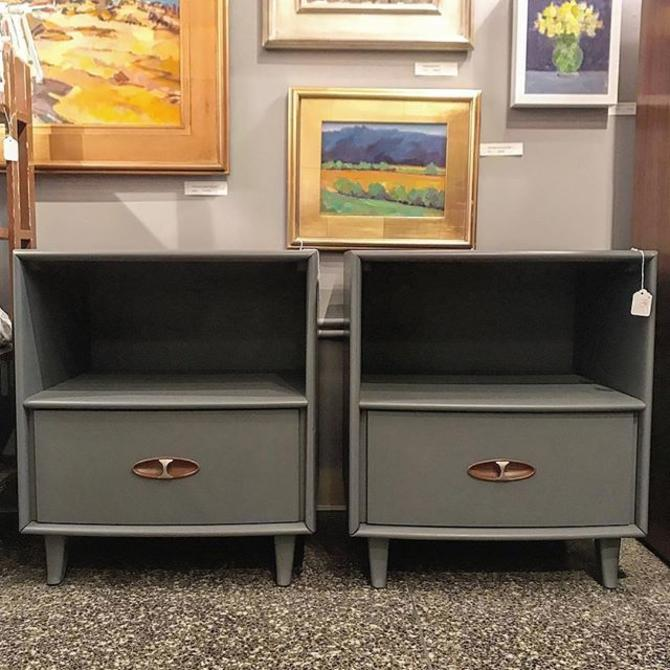 Midcentury night stands