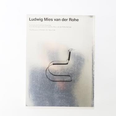 Ludwig Mies Van Der Rohe: Furniture and Furniture Drawings by GoldmineUnlimited