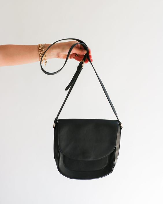 Neely & Chloe Front Flap Crossbody Bag