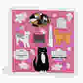 DC Cherry Blossom Kitty Cats Pot Holder