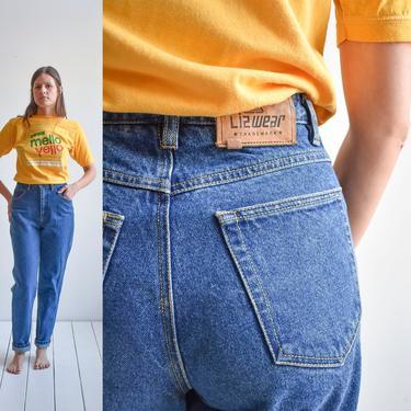 Vintage 90s Liz Wear High Waisted Jeans by milkandice