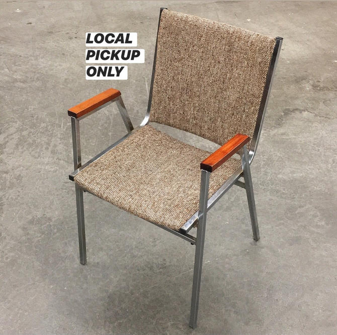 LOCAL PICKUP ONLY ———— Vintage Office Chair by RetrospectVintage215