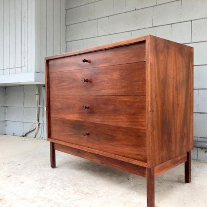 Midcentury Petite Dresser or Bachelor Chest