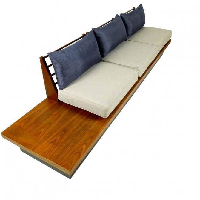 Milo Baughman Modular Seating Bench